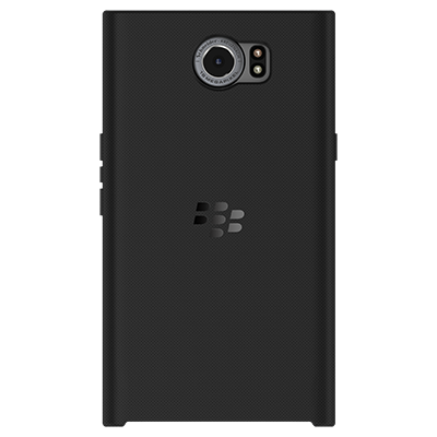 Чехол BlackBerry PRIV Slide-Out Hard Shell, Black