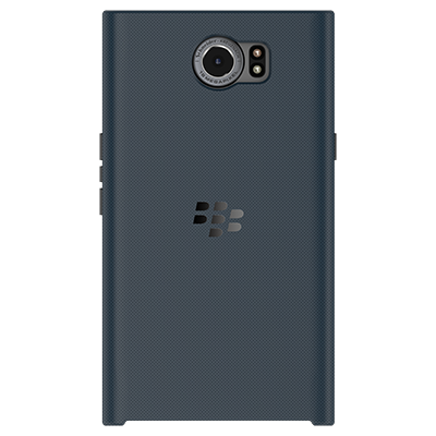 Чехол BlackBerry PRIV Slide-Out Hard Shell, Lagoon Blue