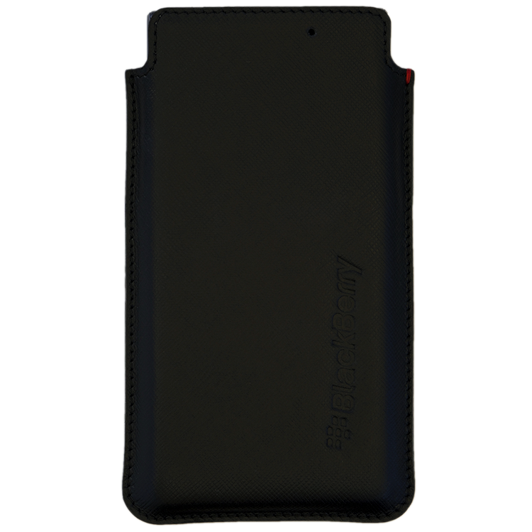 BlackBerry Motion Pocket Saffiano leather