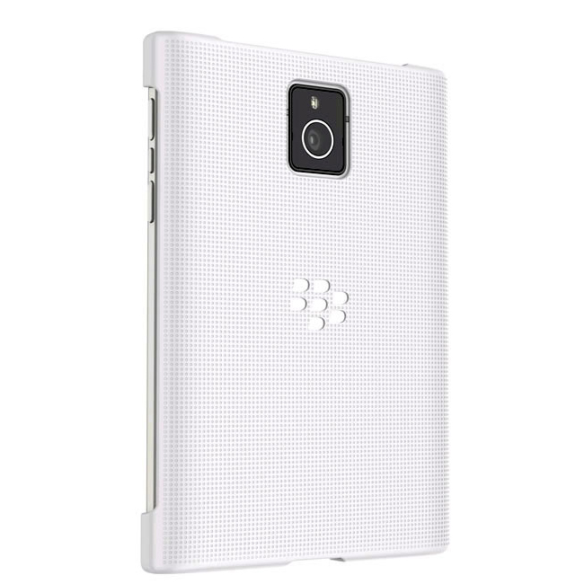 Чехол BlackBerry Passport Hard Shell White