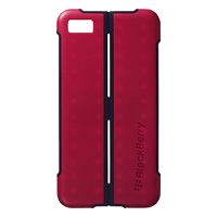 BlackBerry Z10 Transform Shell Case Red