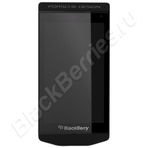 BlackBerry P'9982 Porsche Design Black