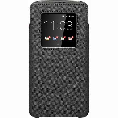 BlackBerry DTEK60 Smart Pocket, Grey/Black