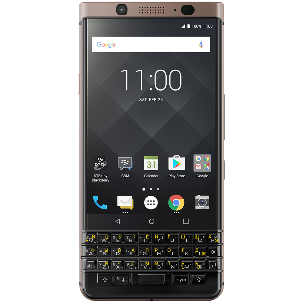 BlackBerry KEYone 4GB/64GB 2SIM Bronze Edition