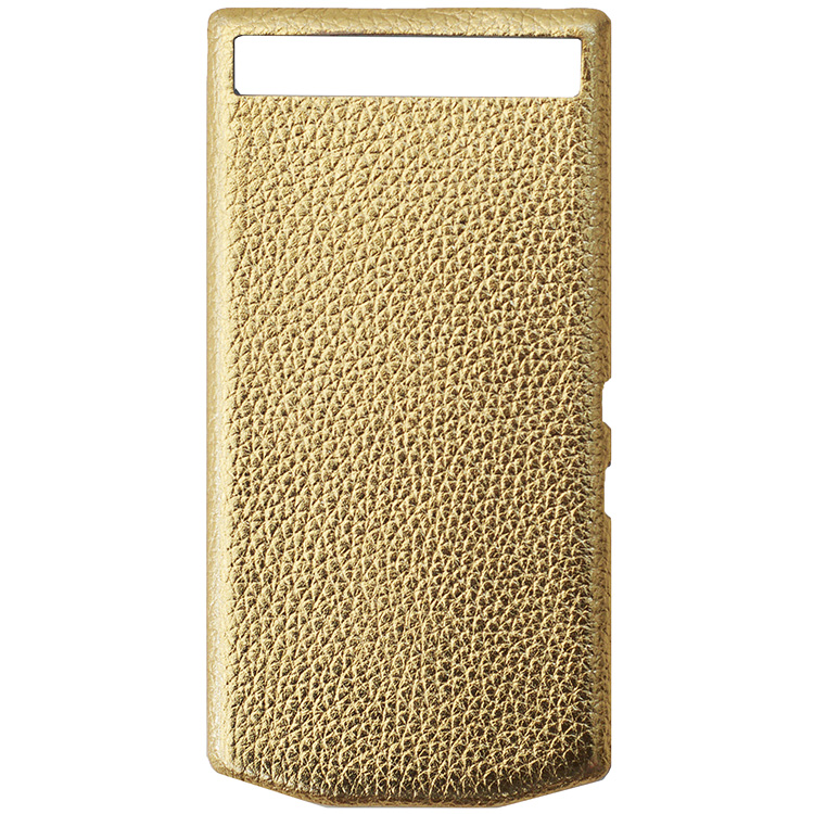 BlackBerry P'9982 Porsche Design Cover Gold