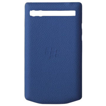 BlackBerry P'9983 Porsche Design Cover Blue