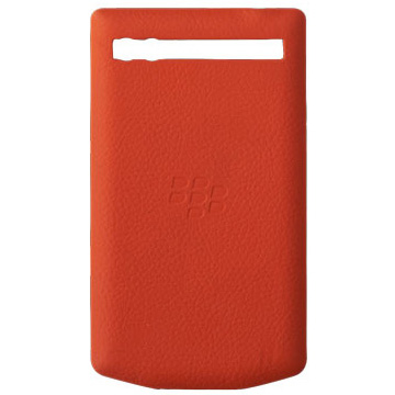 BlackBerry P'9983 Porsche Design Cover Orange