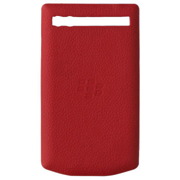 BlackBerry P'9983 Porsche Design Cover Red