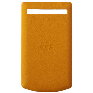 BlackBerry P'9983 Porsche Design Cover Yellow