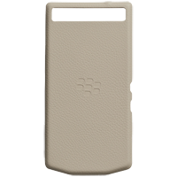 BlackBerry P'9982 Porsche Design Cover Cream