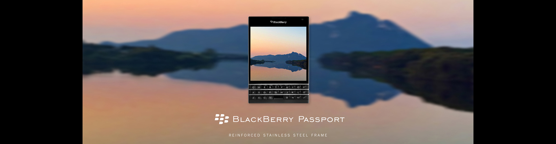 BlackBerry Passport 1