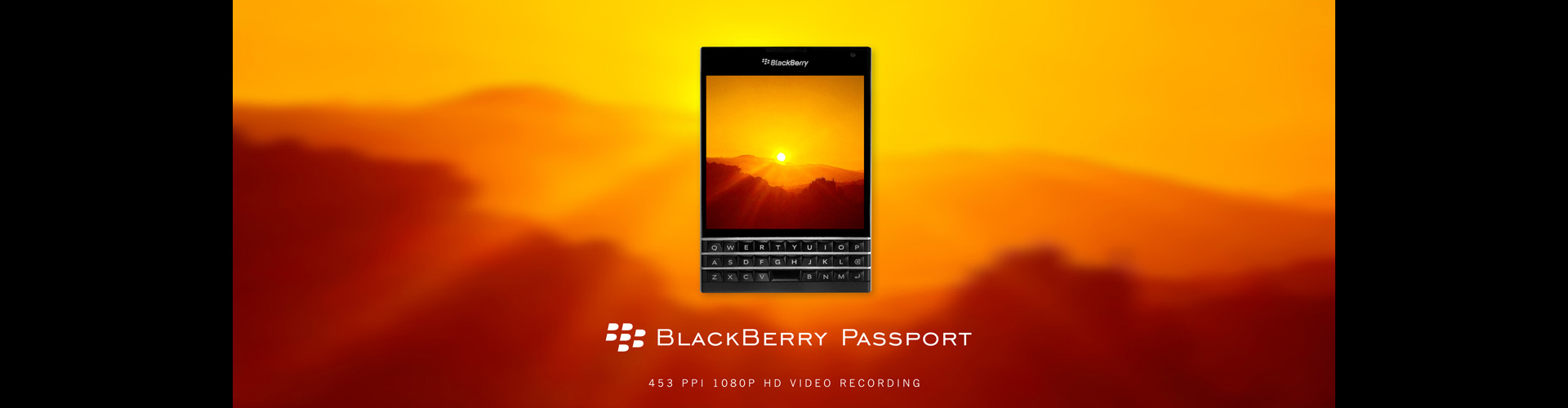 BlackBerry Passport 5