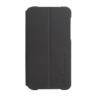 BlackBerry Z10 Flip Shell Case Black