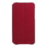 BlackBerry Z10 Flip Shell Case Red