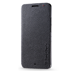 Чехол BlackBerry Z30 Leather Flip Case Black