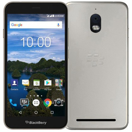 BlackBerry Aurora Silver