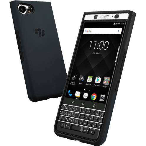 BlackBerry KEYone Dual Layer Shell