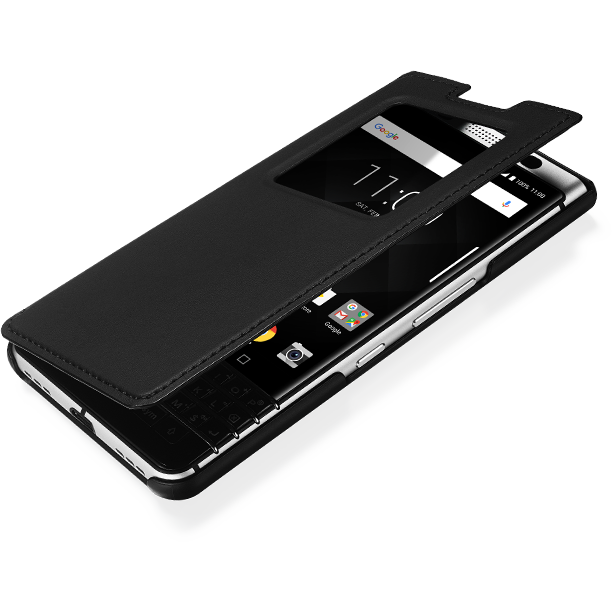 BlackBerry KEYone Flip Case